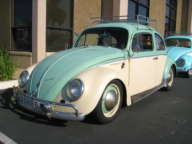 vw beetle  tone flickr photo sharing