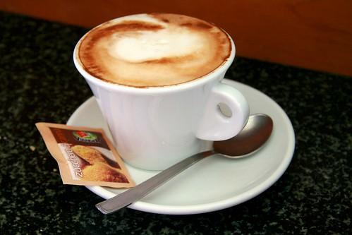 day 127 cappuccino italiano fredericiana