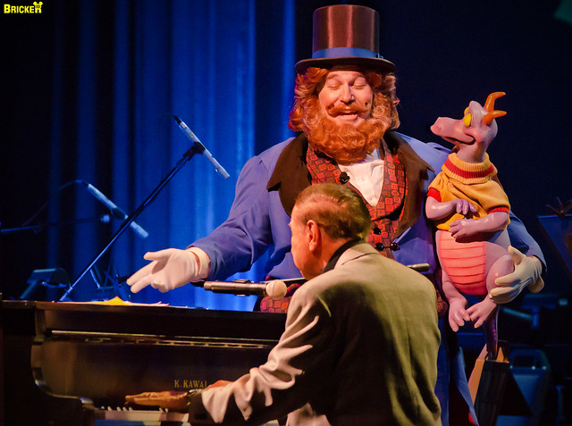 One Little Spark - Richard Sherman, Dreamfinder and Figment