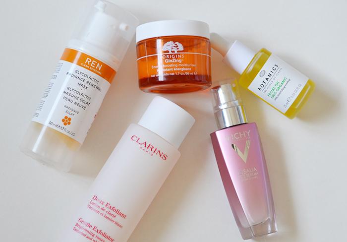 Skin brightening skincare
