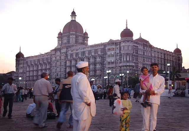 Mumbai (Bombay), décembre 2003
