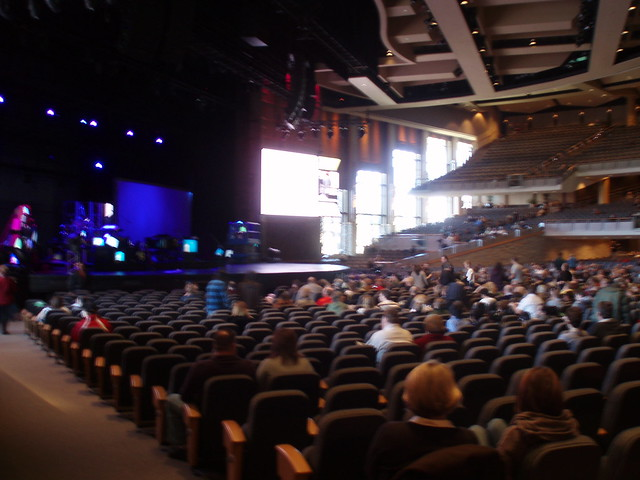 willow creek community church barrington:
