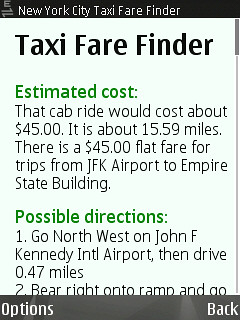 Jfk Airport To Empire State Building Taxi Fare