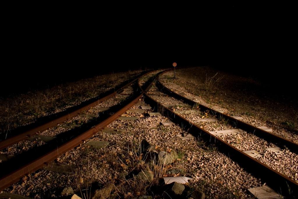 Neverland Train Switch