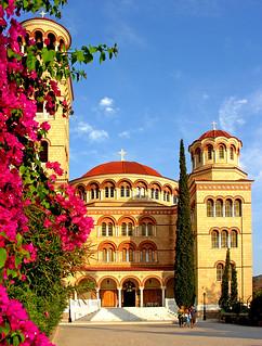 Greece-1204 - Monastery of Aghios Nektarios