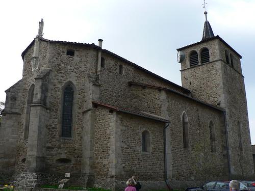 Eglise de Saint Médard en Forez