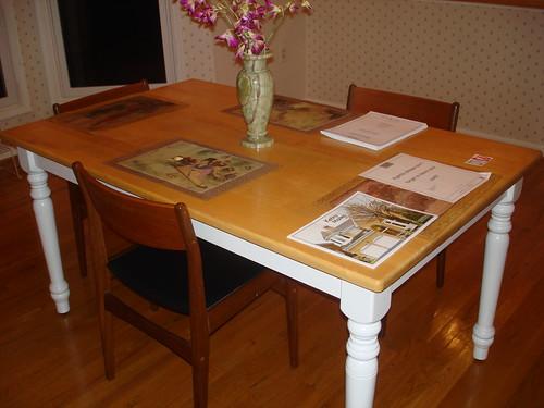 Kitchen table $85