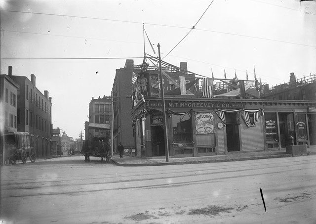 McGreevey's 3rd Base Saloon