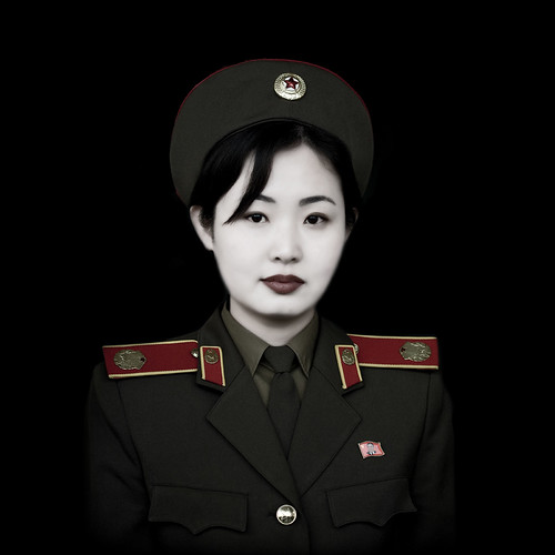 Kim - North Korea DPRK 북한 by Eric Lafforgue