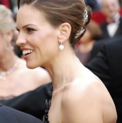Oscar 2008, Hilary Swank