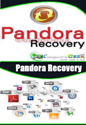 pandora recovery software