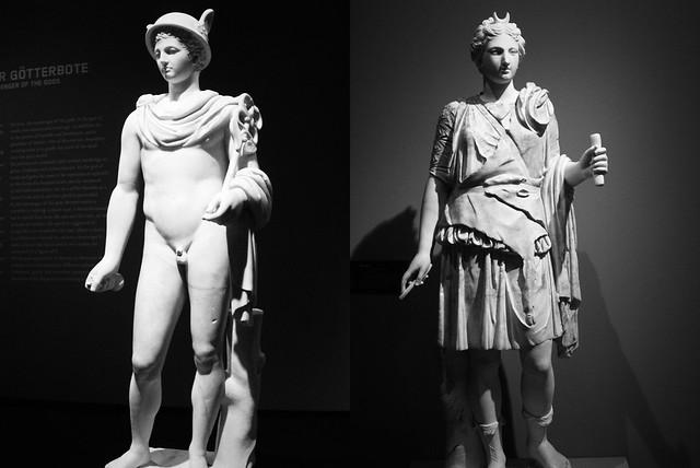 Apollo and Artemis | The twins Apollo and Artemis were the ...