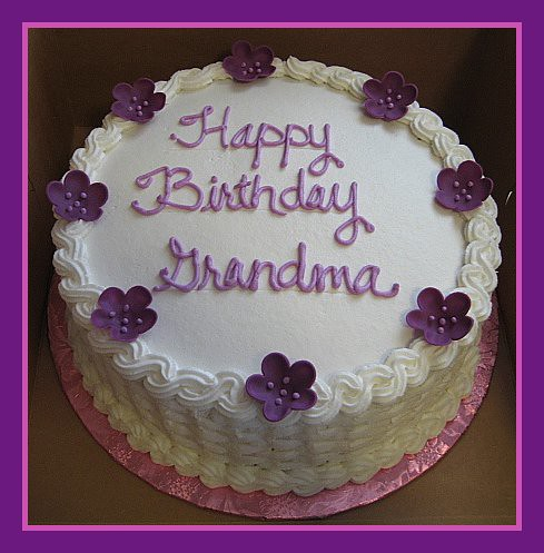Grandma s Birthday Cake Flickr - Photo Sharing!