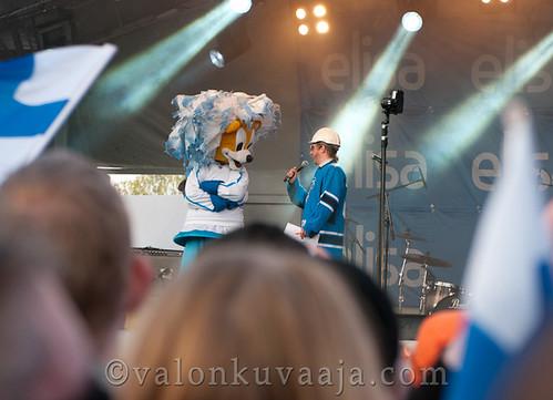 Finkey ja Timo Harjakainen