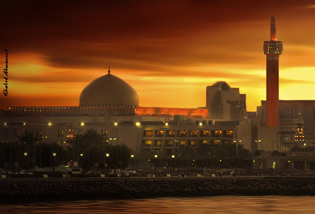 The (Masjid Al-Kabir) of Kuwait