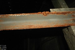 Rust and support beams :)