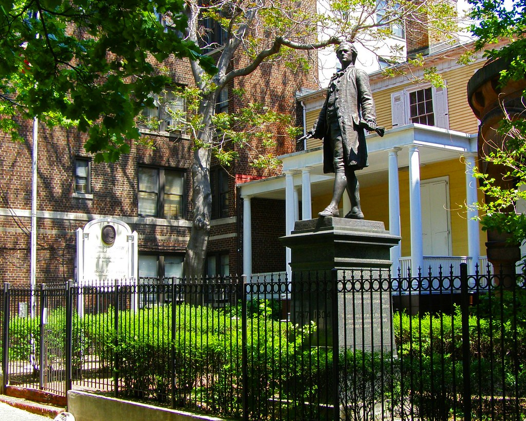 Alexander Hamilton Grange National Memorial, Harlem NYC