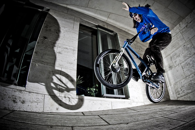 bmx, extreme, sport, bike