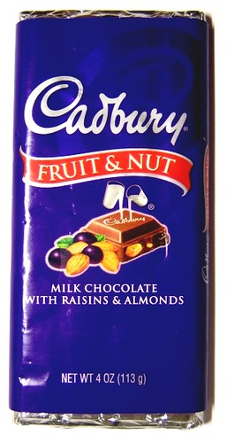 Cadbury Fruit and Nut | Flickr - Photo Sharing!