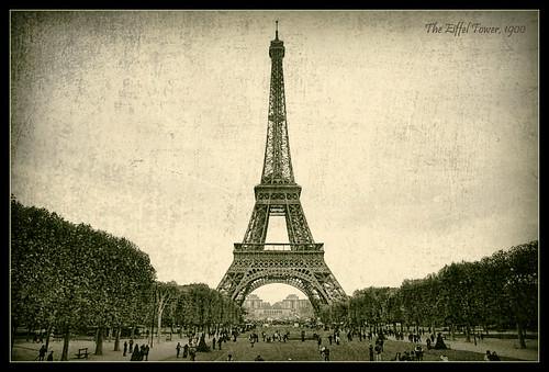 Postcard from Paris!