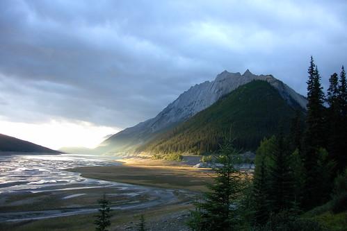 Sunrise in Canada