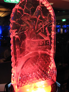Virgin Radio in Ice