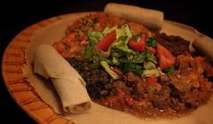 vegetable, carnitas, meat, food, dish, cuisine,