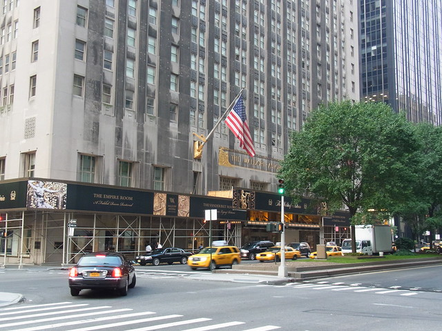 Waldorf astoria hotel new york tripomatic for Attractions near new york city