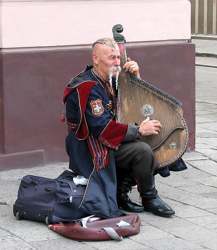 Kozak Musician