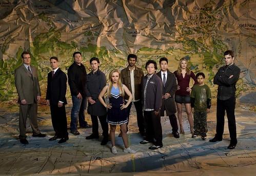 heroes cast season 2