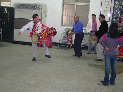 Jingpo dance