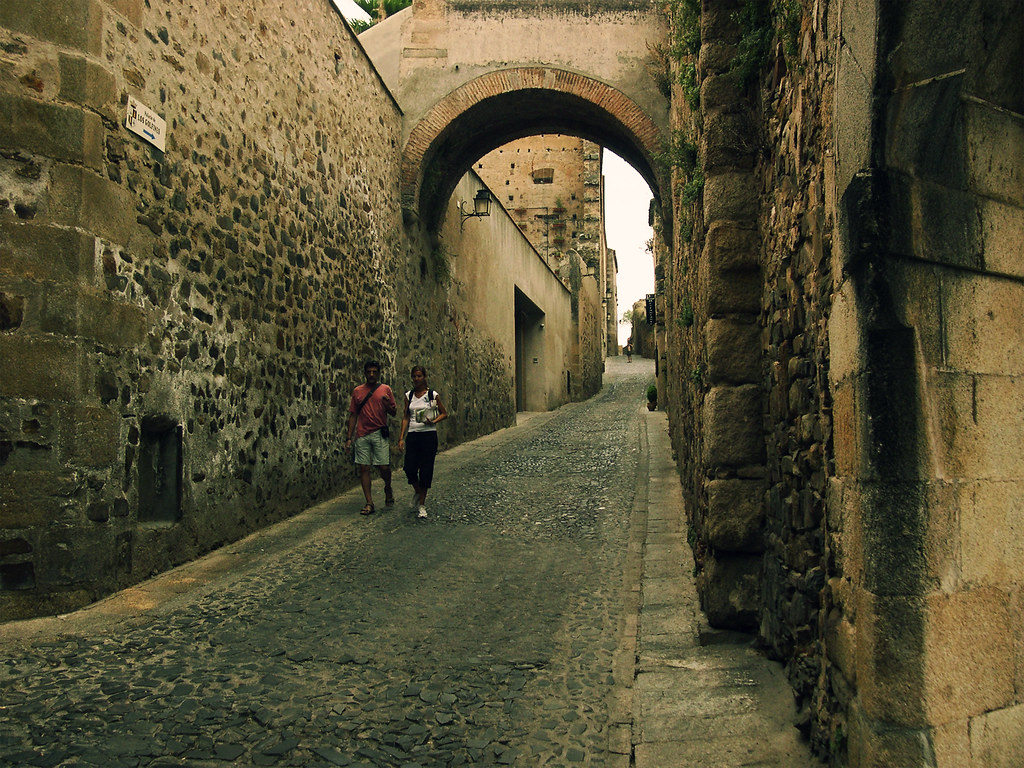 Caceres Calle