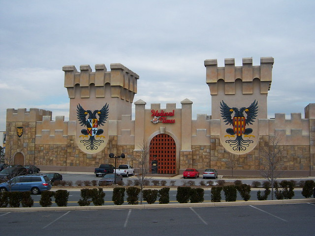 Medieval Times, Arundel Mills Cir; Medieval Times / Restaurant #4 of restaurants in Hanover #5 of places to eat in Hanover. No info on opening hours. American, Vegetarian options $$$$ Average price: $ Add a photo. Add your opinion. Add a .