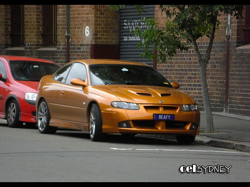 Holden HSV GTO Coupe