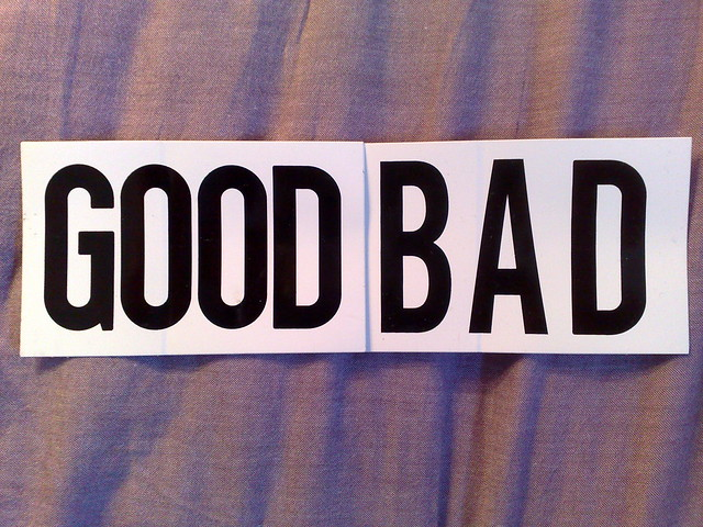 Goodbad from Flickr via Wylio