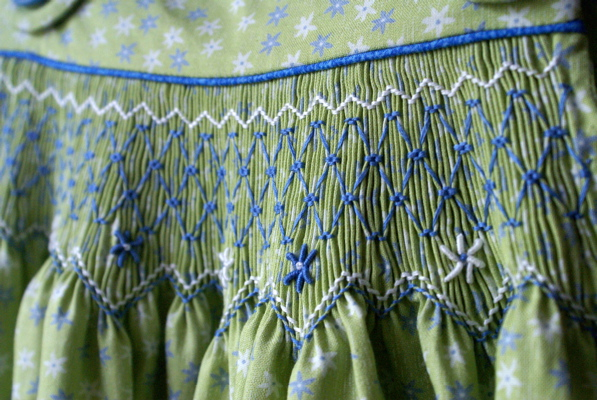 McCoy smocking design
