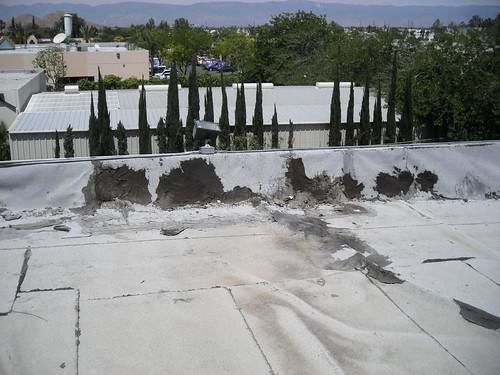 Wet Patch Repair  - Priority Roof Service, Inc.