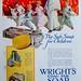 Wright's Coal Tar Soap