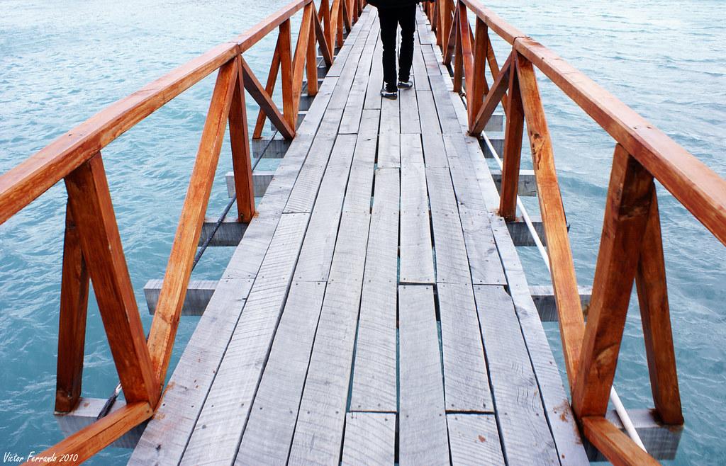 Lago Pehoe - Patagonia - Chile