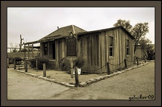Judge Roy Bean's place