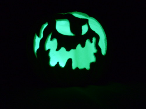 Oogie boogie on the moon a nightmare before christmas