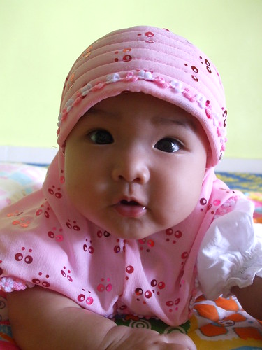 ::: baby in tudung :::
