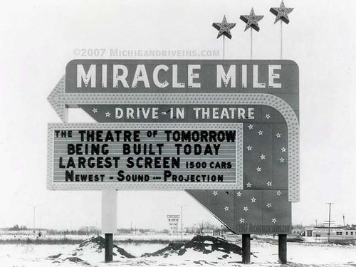 miracle mile drive in theatre flickr photo sharing. Cars Review. Best American Auto & Cars Review