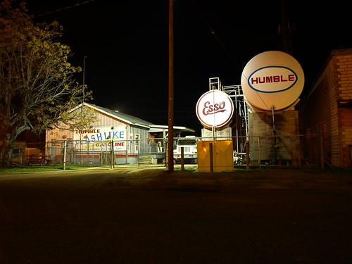 longexposure night texas olympus gas mineola e410 gtowneric