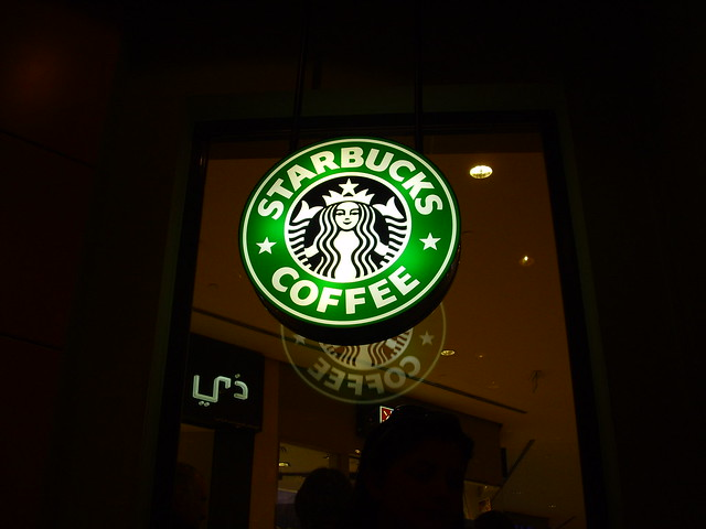 Starbucks from Flickr via Wylio