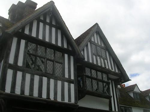 Old buildings, Chiddingstone