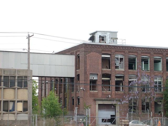 Remington Arms Abandoned Bridgeport Ct Flickr Photo