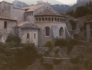 Gellone Monastery, St Guilhem le Desert