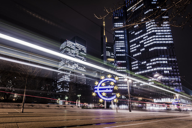 Frankfurt - alte EZB