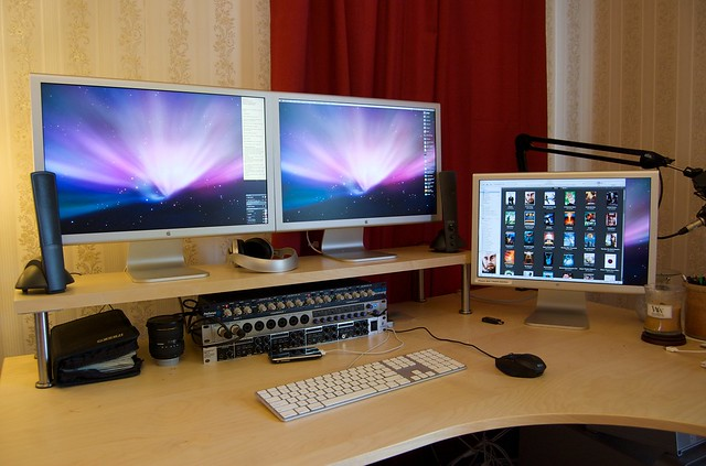 display monitor shelf a photo on flickriver. Black Bedroom Furniture Sets. Home Design Ideas